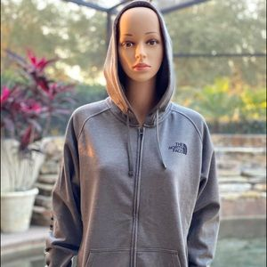 The North Face Women's Brown Label Full Zip Hoodie